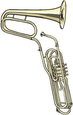 CIMBASSO The cimbasso is a brass instrument in the trombone family, with a sound ranging from warm and mellow to bright and menacing. It has three to five piston or rotary valves, a predominantly cylindrical bore, and is usually pitched in F or B♭. It is in the same range as a tuba or a contrabass trombone. The modern instrument can be played by a tubist or a bass trombonist.