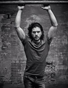 Kit Harrington yum