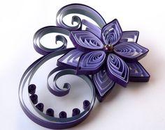 Purple Fascinator Purple Wedding Hair by MiaettiaCreations on Etsy, $48.00
