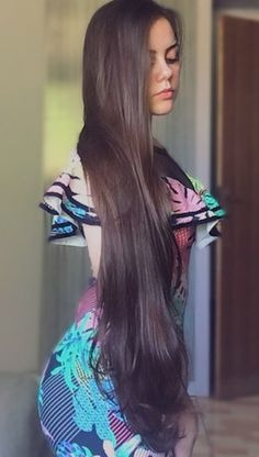 Absolutely Gorgeous Long Hair.