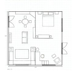 1000 images about garage conversion on pinterest garage - Garage conversion floor plans ...