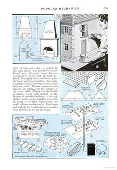 Doll house furniture plans Basic Popular Mechanics Google Books Martha Tonkin Dollhouse And Miniature Furniture Plans Pinterest 261 Best Dollhouse And Miniature Furniture Plans Images In 2019