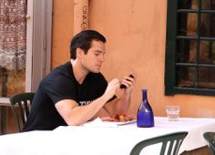 Oh No They Didn't! - Henry Cavill: Goes Sightseeing In Rome