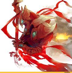 Azir,League of Legends,Лига Легенд,фэндомы