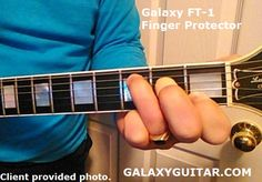 Galaxy Professional Finger Protector for Musicians & Non Musicians with a severe Finger Injury. Made In The USA since Guitar Fingers, Guitar Rack, Unique Guitars, Guitar Accessories, Musicians, Usa, Products, Guitar Stand, Music Artists