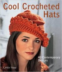 Create a unique style this winter with crocheted hats. Giveaway compliments of Lark Books and AllFreeCrochet.