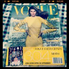Vogue...marzo!!!!