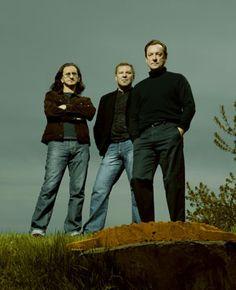 Rush: Progressive Rock Legends .