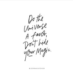 ✨ don't hide your magic ✨ #stellaandshay #magic  #thursdaywords #thursdays #salons #clesalons photo by: @jennakutcher