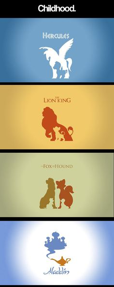 Some of the best childhood movies... I love the Fox and the Hound- need to watch again