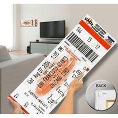 Greg Maddux 300 Win Mega Ticket - Chicago Cubs - $79.99