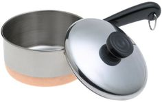 Revere Copperclad Bottom 1-Quart Covered Saucepan Revere,http://www.amazon.com/dp/B00005B5YY/ref=cm_sw_r_pi_dp_FsLDtb1T8GYK3PMT