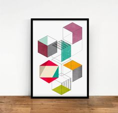 Inspiring & contemporary downloadable print.  * * * * * * * * * * * * * * * * * * * * * * * * * * * * * * * * * * * * * * DIGITAL FILES ONLY - NO PHYSICAL PRINTS INCLUDED * * * * * * * * * * * * * * * * * * * * * * * * * * * * * * * * * * * * * *  Browse all our print designs https://www.etsy.com/shop/NouveauPrints  As easy as following these three steps 1 Download 2 Print 3 Enjoy  1 DOWNLOAD After purchase youll be able to download your files: 1 PDF file: Instructions...