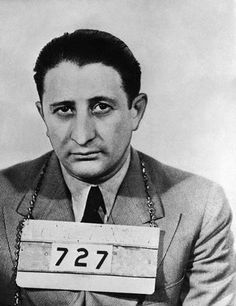 Carlo Gambino (1902 - 1976)Mafia boss, capo of the Gambino crime family headquartered in New York City