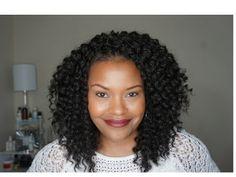 HOW TO: CUT + STYLE HAIR - Havana Mambo Twist Crochet Braid Protective Style - YouTube
