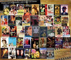"""Sezione dedicata al cinema nella nuova edizione del libro di Massimo Fusillo  """"L'altro e lo stesso. Teoria e storia del doppio"""" Mucchi, 2012."""