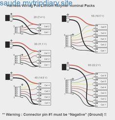 Aeromodelismo Eletrico: DICAS - Ligação dos fios dos conectores das baterias d...,  #Aeromodelismo #baterias #conectores #Das #deligação #Dicas #dos #Eletrico #Fios #ligação
