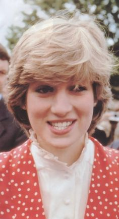 The Prince Of Wales et Lady Diana Spencer Au The Tetbury And District Hospital.- Suite _ 22 mai 1981