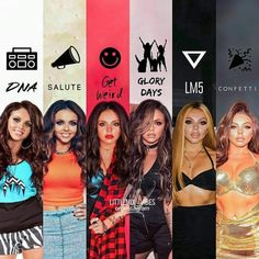 Little Mix Outfits, Little Mix Style, Little Mix Girls, Little Mix Images, Little Mix Fifth Harmony, Little Mix Lyrics, Jessy Nelson, Foto Rap Monster Bts, Litte Mix