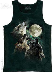 Three Wolf Moon Classic Tank