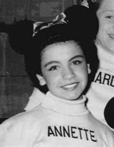Annette Funicello Disney Mickey Mouse Club Cheerleader Joined Bear, Annette Funicello Dolls & Bears