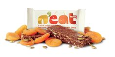 N'eat Natural Energy Bars on Packaging of the World - Creative Package Design Gallery Food Branding, Food Packaging, Branding Design, Fruit Snacks, Fruit Bars, Eat Fruit, Healthy Snacks, Health Bar, Sports Food