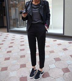 Normcore Adidas gazelle