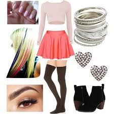 i love this style of Rydel