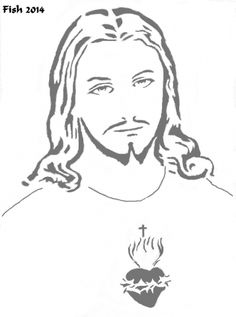 JESUS CHRIST - Religious - User Gallery - Scroll Saw Village
