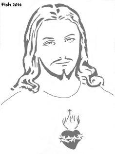 JESUS CHRIST - Religious - User Gallery - Scroll Saw Village