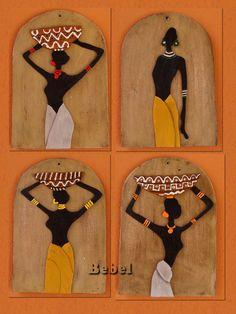 Quadros Africanas