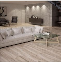 Bring that soothing natural look into your living room, bathroom or kitchen with these Parlor Sunkissed Birch Wood Effect Tiles. Wood Effect Floor Tiles, Wall And Floor Tiles, Wall Tiles, Beige Sectional, Pergolas For Sale, Tiles Texture, Layout Design, Wood Flooring, Floors