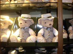 Bears Galore. HarrodsTeddy BearsPlushTeddybear