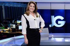 Após dez anos, Christiane Pelajo deixa Jornal da Globo; Waack fica sozinho