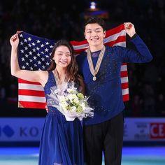 Maia Shibutani and Alex Shibutani - ShibSibs