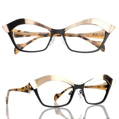 Face a Face frames, fashionable eyewear, elite frames Funky Glasses, Glasses Shop, Cute Glasses, Glasses Frames, Fashion Eye Glasses, Cat Eye Glasses, Face A Face Eyewear, Optical Glasses, Eyeglasses