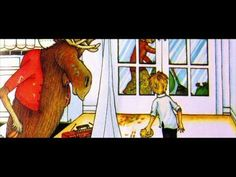 ▶ If You Give A Moose A Muffin By: Laura Numeroff - YouTube