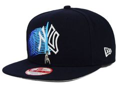 5ebd7da26d3 New York Yankees SW X MLB Logoswipe 9FIFTY Original Fit Snapback Cap Hats