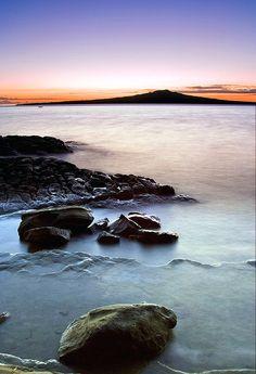 Rangitoto Island, Hauraki Gulf, New Zealand