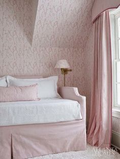 Little girls room.  Precious.  VT Interiors - Library of Inspirational Images