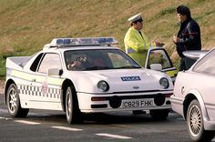 Ford RS200, 1984-86.