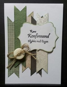Diy And Crafts, Paper Crafts, Masculine Cards, Cardmaking, Birthday Cards, Clip Art, Place Card Holders, Crafty, Scrapbooking