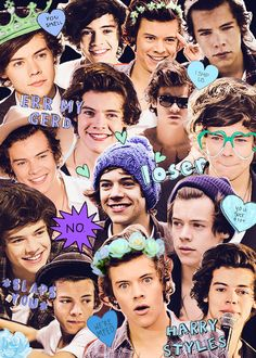 requested: harry styles