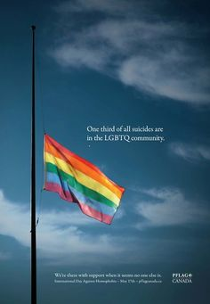 LGBTQ suicides...