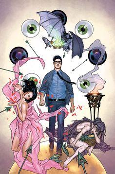 Superman: American Alien Cover Art #4