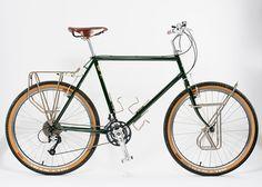Kibo expedition bike