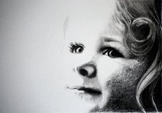 charcoal drawings for beginners | Charcoal Drawings Of Faces