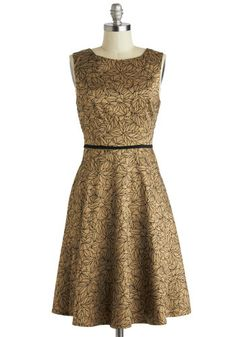 The Way It Bows Dress, #ModCloth