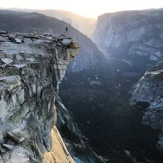 Vantage sunset spot on top of the world | Half Dome California |  Chris Burkard Photography Say Yes To Adventure