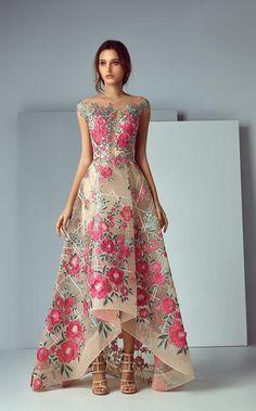 Saiid Kobeisy RE3183 Dress - NewYorkDress.com